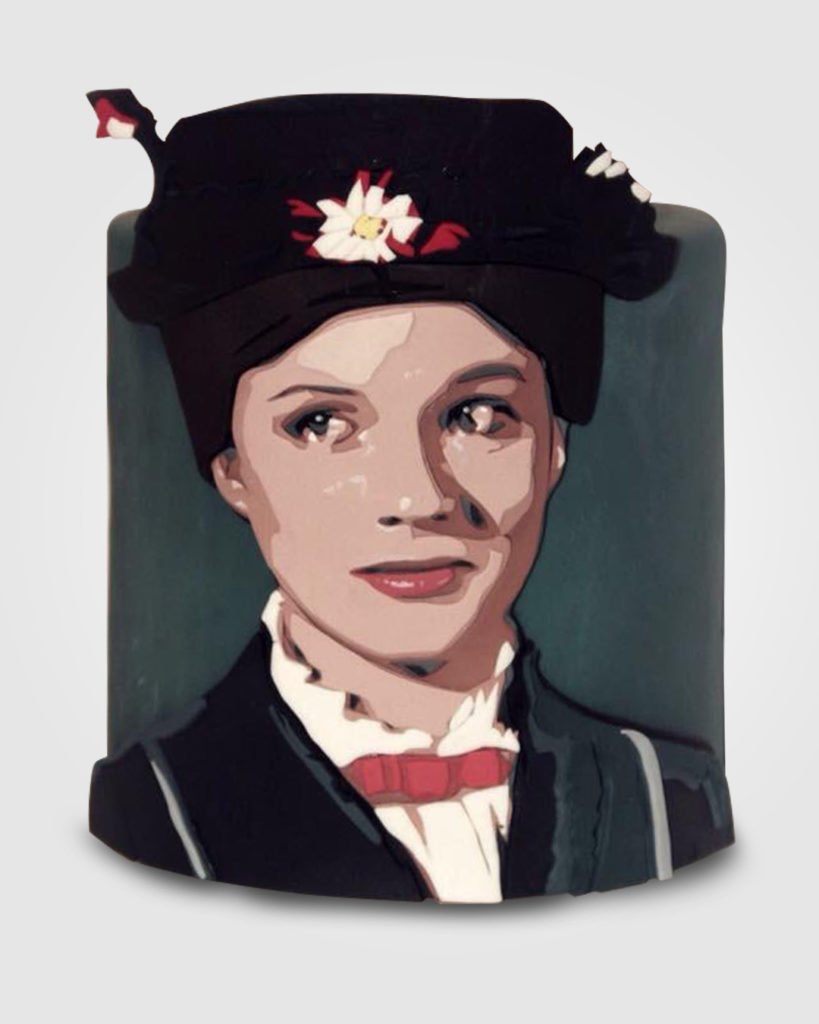 mary poppins multilayer created by la belle aurore with the multilayer sugar technique