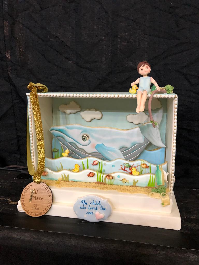 Jersey Show Cake & Cookie Convention - Categoria Cookie