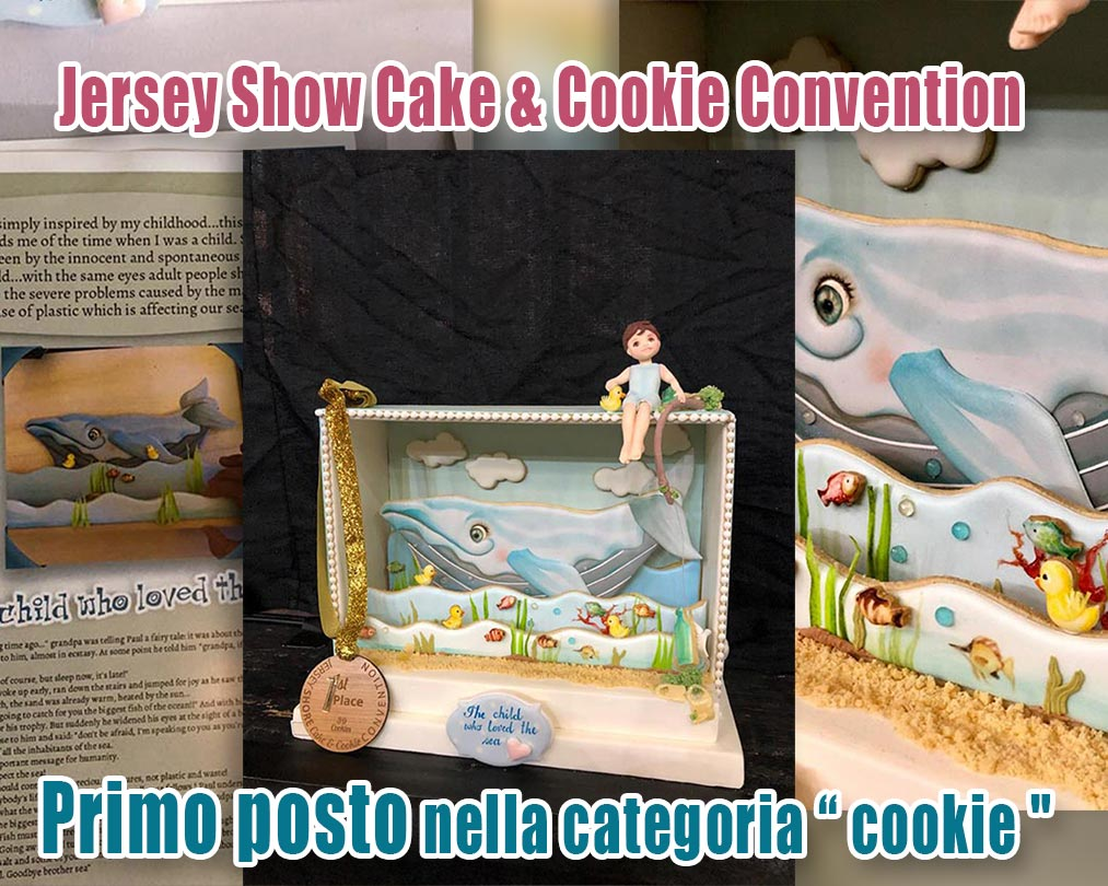 New Jersey First Prize Globe Trotter first prize Event HOSTED BY SHORE CAKE SUPPLY Sponsored Saracinodolci